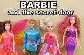 Barbie and the Secret Door Princess Alexa Nori Romy Prince Kieran main characters presentation