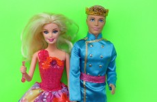Barbie – Princess Alexa's Party . Guests: Romy the mermaid,  Nori the fairy and prince Kieran