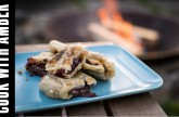 Campfire Stuffed Mochi | Cook With Amber