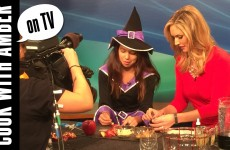Halloween Treats on Q13 FOX News | Cook With Amber