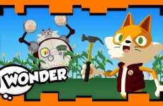 I Wonder – Episode 10  – Stampylonghead (Stampy Cat) and Wizard Keen – WONDER QUEST