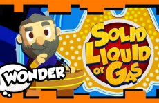 I Wonder – Episode 11 – Stampylonghead (Stampy Cat) and Keen – Solid, Liquid, or Gas! – WONDER QUEST