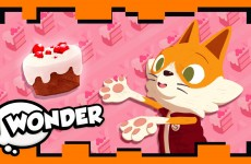 I Wonder – Episode 12 – Stampylonghead (Stampy Cat) and Wizard Keen – Baking a Cake! – WONDER QUEST