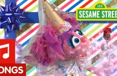Sesame Street: Abby Happy Birthday Song!