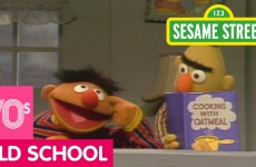 Sesame Street: Rhyme with Bert and Ernie