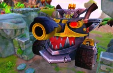 Skylanders: Trap Team – Troll Mega Tank – Part 46