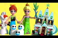Lego Frozen Fever Arendelle Castle Celebration 41068 Disney Princess Anna Elsa Snowgies Olaf 2016
