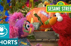 Sesame Street: Abby and Elmo are Boo Boo Busters