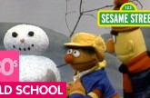 Sesame Street: How to Build a Snowman (with Bert and Ernie)