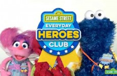 Sesame Street: Welcome to the Everyday Heroes Club
