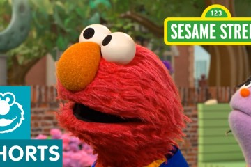 Sesame Street: What if Elmo was a Super Hero?