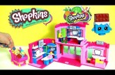 Shopkins Blocks Welcome to Shopville Town Center – Works with Lego Blocks by Disney Toys Collector