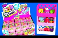 30 Shopkins Petkins Milk Crates Season4 Surprise Blind Baskets FULL CASE Opening 60 Shopkins Season4