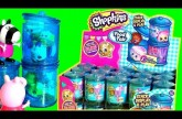 30 Shopkins Season 4 Candy Jar Surprise FULL CASE Opening Blind Cans 60 Shopkins Season 4
