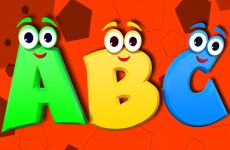 ABC Song | Nursery Rhymes For Childrens | Youtube Songs Fro Kids