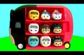 Disney Tsum Tsum Cars Storage Case from Disney Motors Mickey Mouse Tomica Takara Tomy Baymax