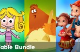 Goldilocks and other Favorite Fables – 1 Hour Bundle!