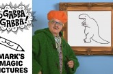 Mark's Magic Picture – Dinosaur – Yo Gabba Gabba!