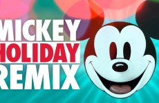 Mickey Mouse Holiday Autotune Remix | Disney Shorts