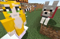 Minecraft Xbox – Dog Drop [374]