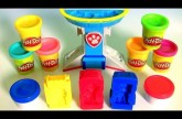 Paw Patrol Play Doh Patrol To The Rescue Dough Set by Nickelodeon Mold puppies