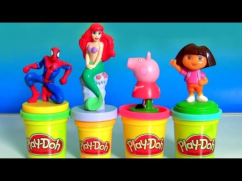 Play Doh Stamper Disney Princess Ariel Play Doh Stamper