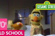 Sesame Street: Ernie Counts Sheep To Sleep