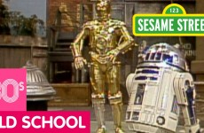 Sesame Street: Love Finds R2D2