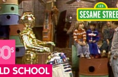 Sesame Street: Star Wars Alphabet Song