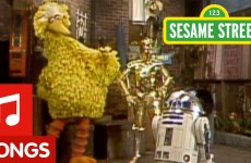 Sesame Street: Star Wars Song