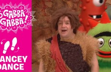 The Caveman Kaboom – Patton Oswalt – Yo Gabba Gabba!