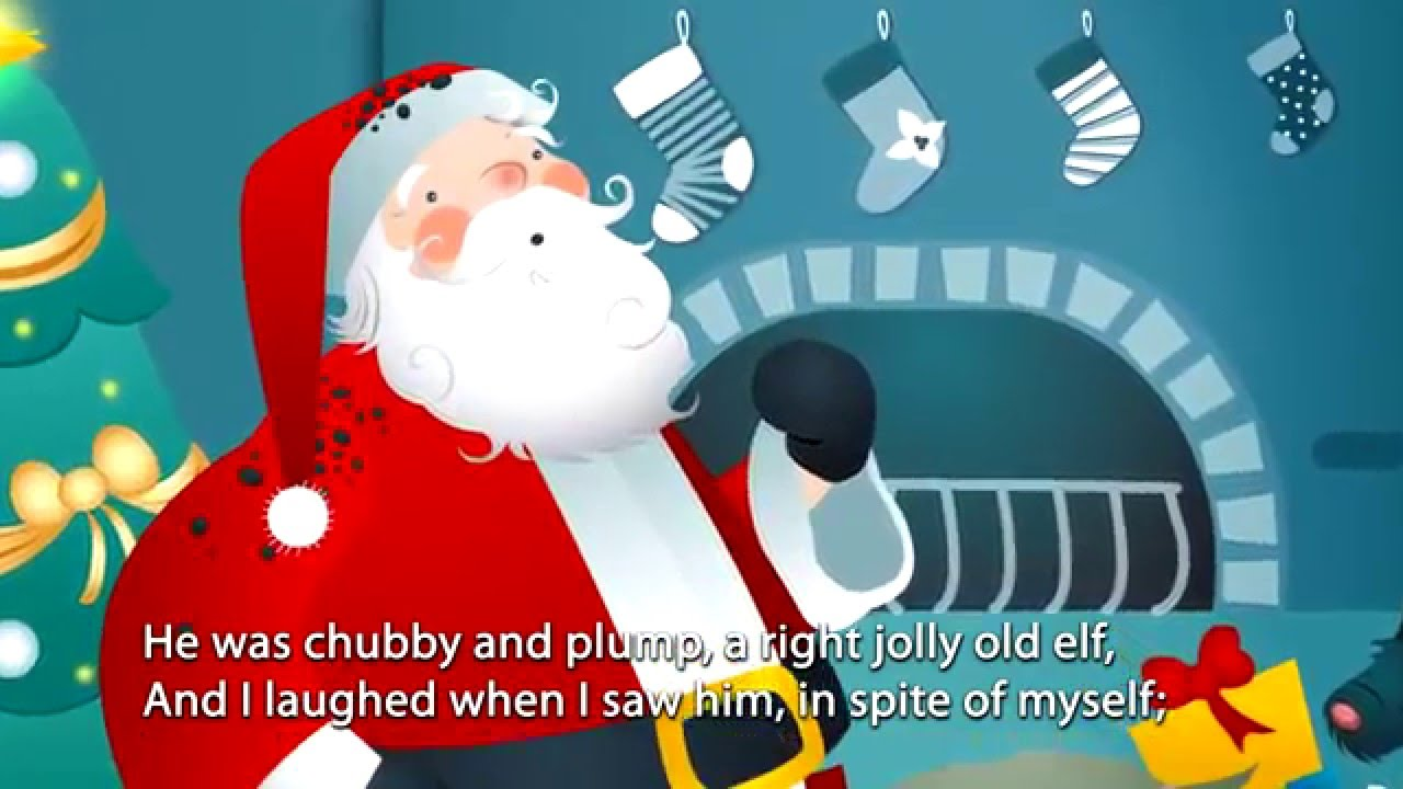 twas the night before christmas - Twas The Night Before Christmas Youtube