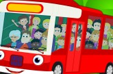 Wheels On The Bus | Songs For Kids And babies