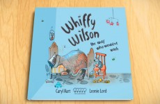 'Whiffy Wilson the Wolf Who Wouldn't Wash' by Caryl Hart & Leonie Lord