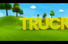 WordWorld Build-A-Word – TRUCK