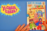 Yo Gabba Gabba | 105 | Super Gabba Friends